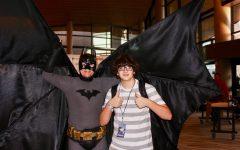First Timer Explores Comic Con