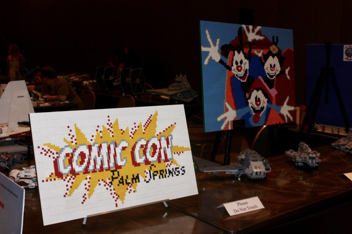 Adventures at Palm Springs Comic Con