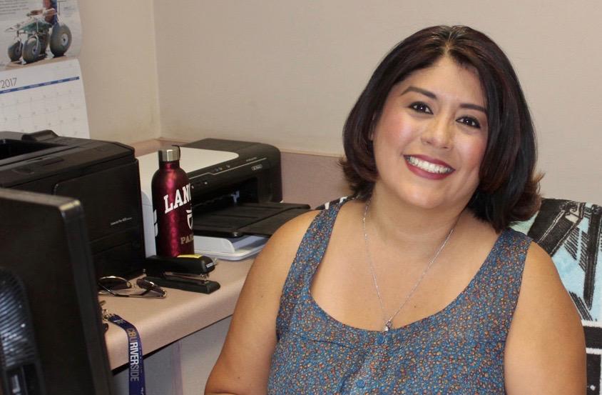 Ms. Mesa