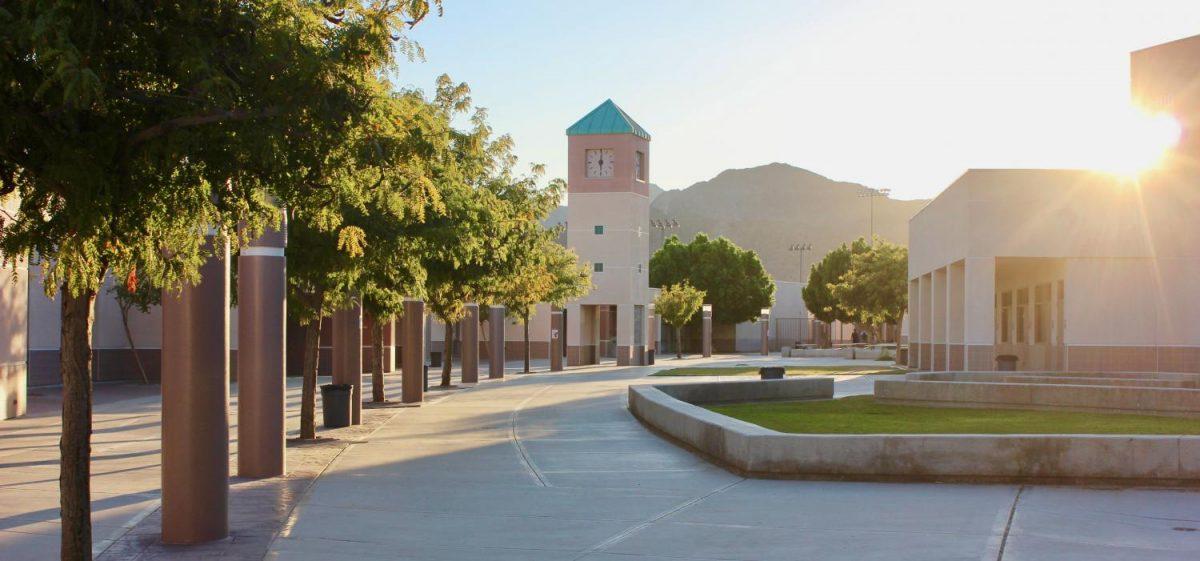 La Quinta High School in 2017.