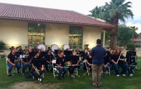 LQ Band Plays at 9/11 Vigil