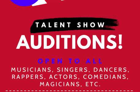 LQHS To Hold Auditions for Talent Show