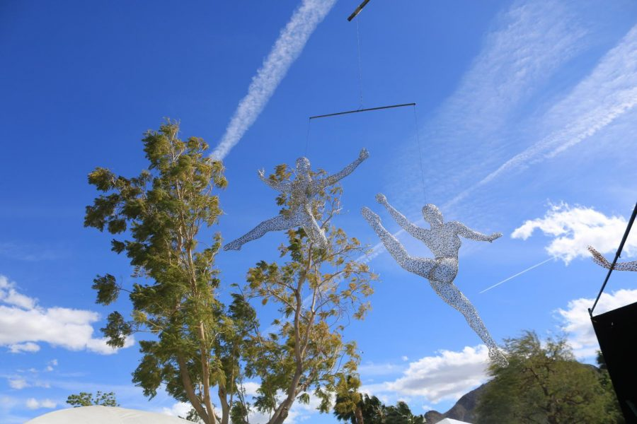 A Windy Time at the La Quinta Arts Festival Blew Everyone Away