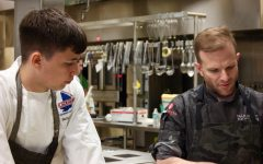 Esteemed Pastry Chef Preps for PD Food & Wine in Blackhawk Kitchen