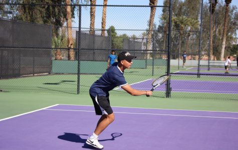 Boys' Tennis Makes Unforced Errors