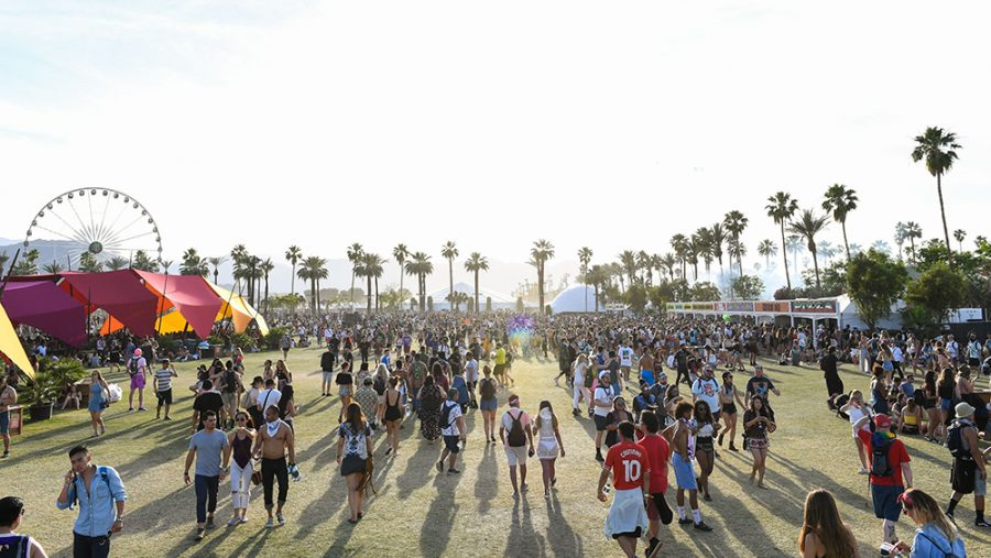 2018 Coachella Line-Up