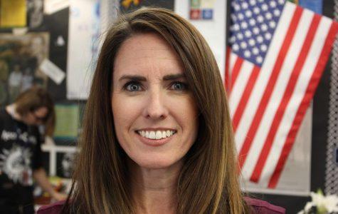 Meredith Wheeler, 2017-2018 Teacher of the Year