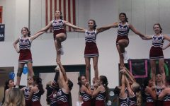 LQHS JV Cheer Squad
