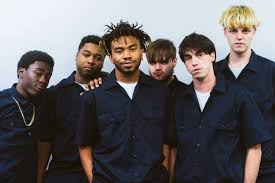 BROCKHAMPTON redefines the idea of boy bands