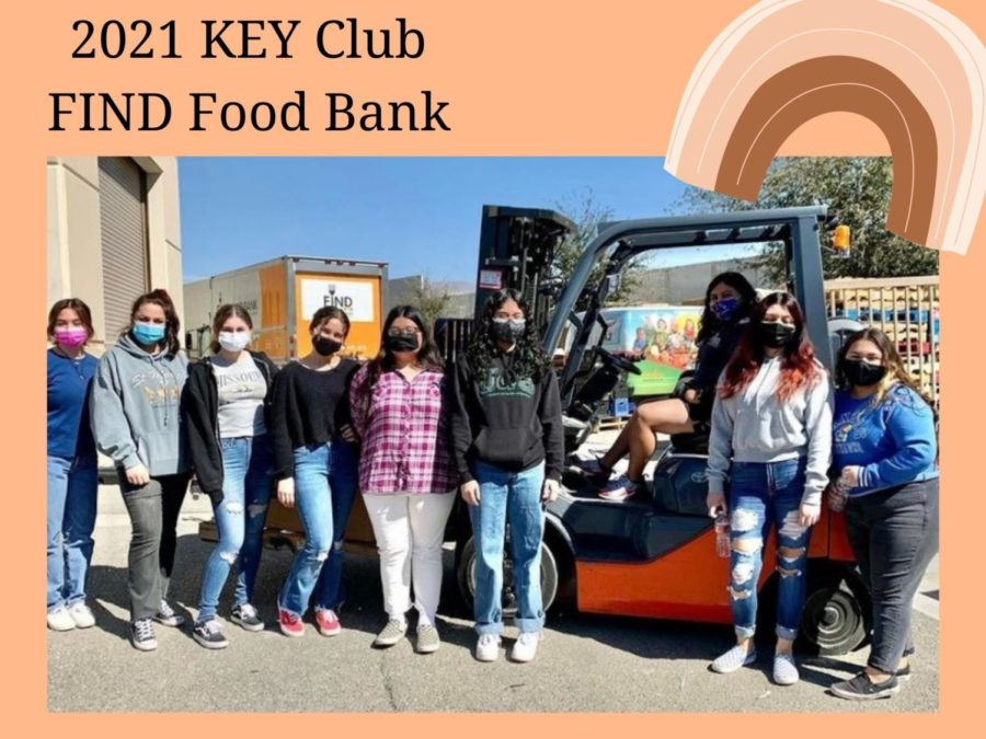 Key Club and CSF Club continue to serve their community during the pandemic